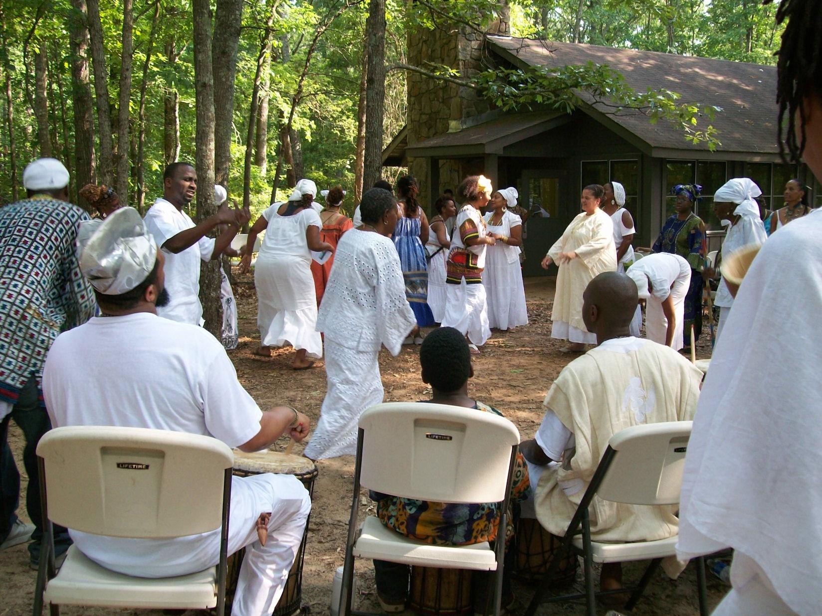 Dancing for Ancestors